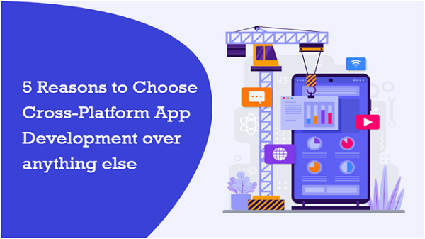 5 Reasons to Choose Cross-Platform App Development over anything else