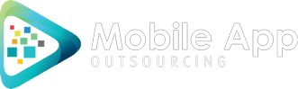 mobile app outsourcing logo