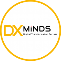 DxMinds Technologies Logo