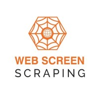 Web Screen Scraping Logo