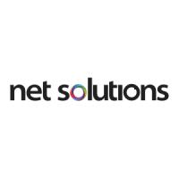 Net Solutions Business Logo