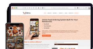 emenu-web-mobile-screen