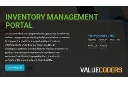inventory management portal