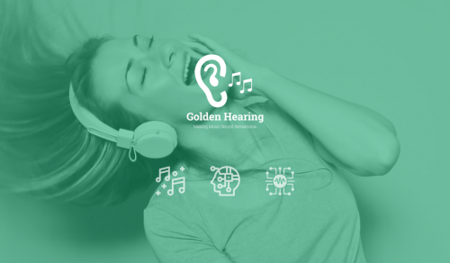 GOLDEN HEARING Cover