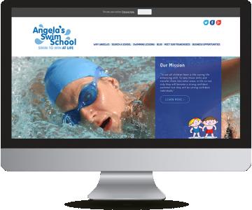Angela's Swim School - 1