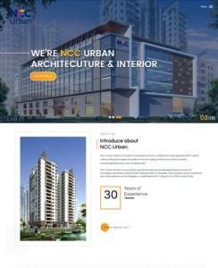 NCC Real Estate Website Developemnt