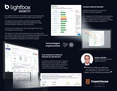 Lightbox Search