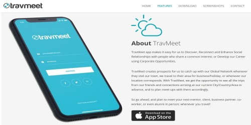Travmeet-Screenshot