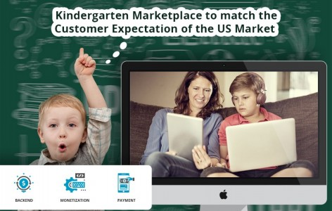 Kindergarten Marketplace To Match The Customer Expectation