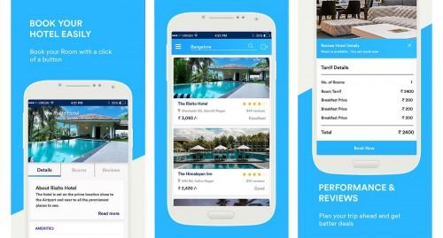 OSSO Hotel-App
