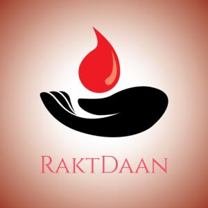 Raktdaan logo